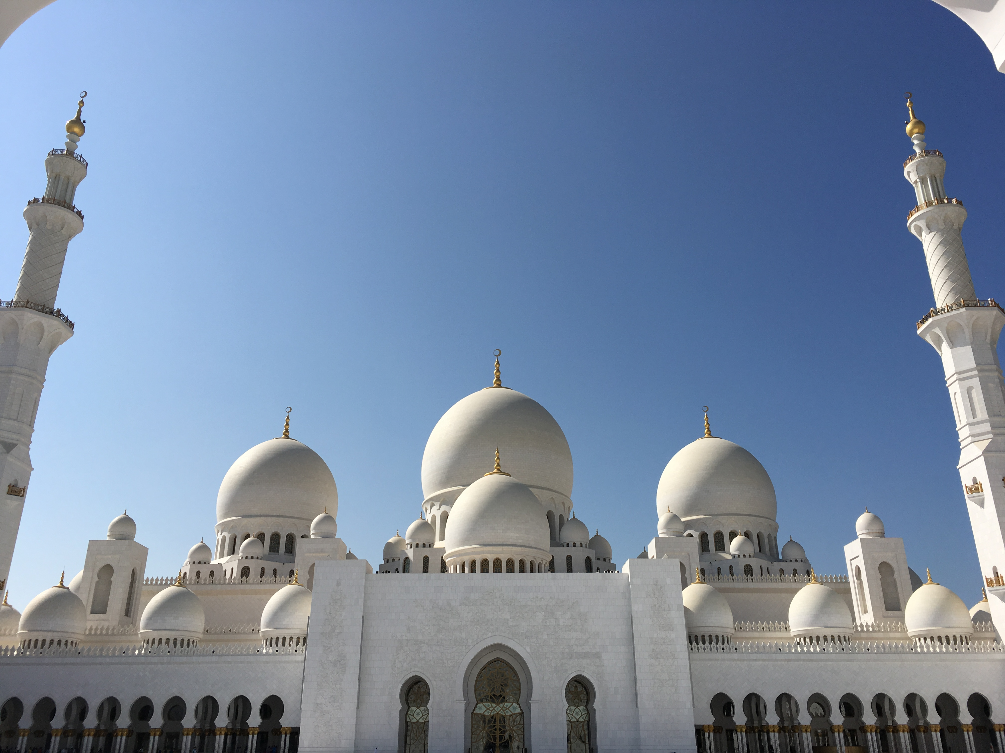 Our One Day Abu Dhabi City Tour Abu Dhabi Points Of